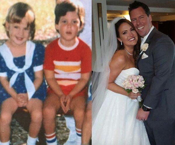 Casamento Marcado Desde Crianças