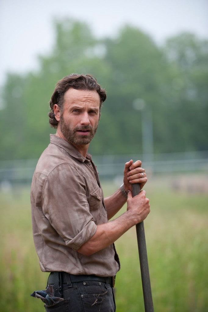 Andrew Lincoln – $650,000