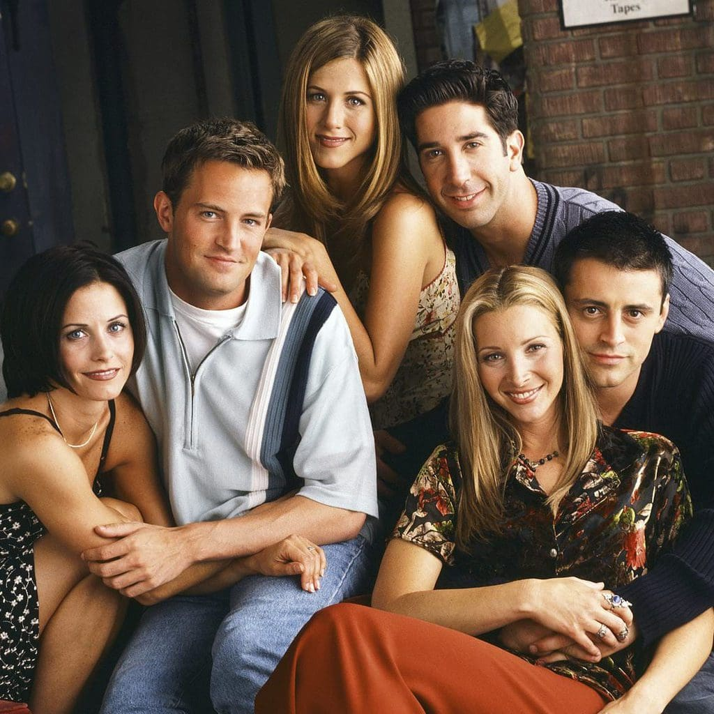 The Cast Of Friends – $1 Million