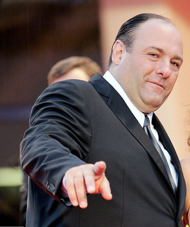 James Gandolfini – $1 Million