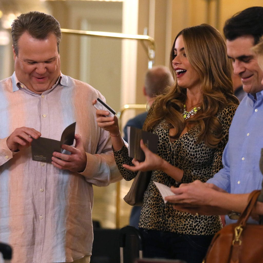 Adult Cast Members Of Modern Family – $500,000