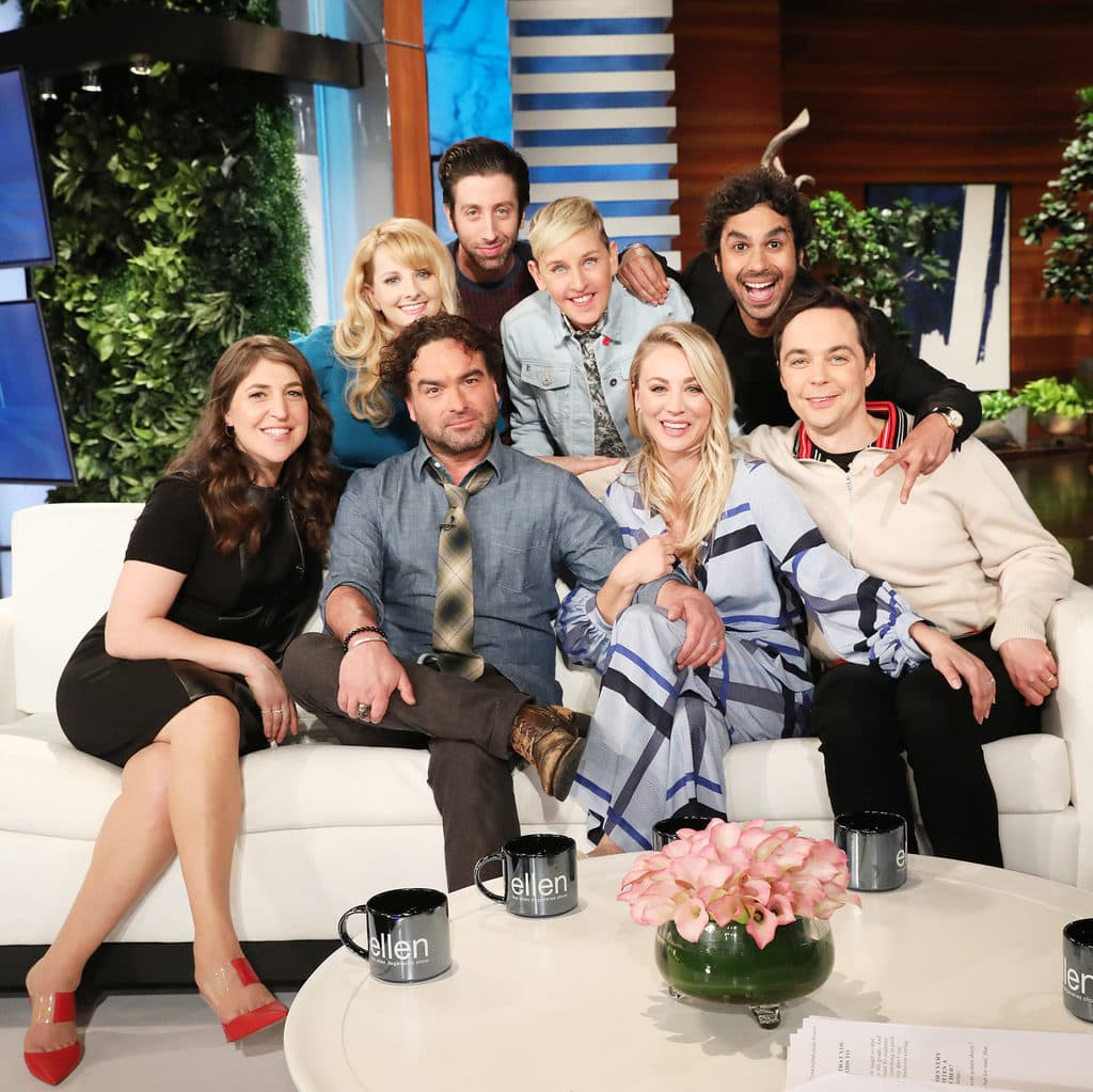 The Cast Of The Big Bang Theory – $900,000