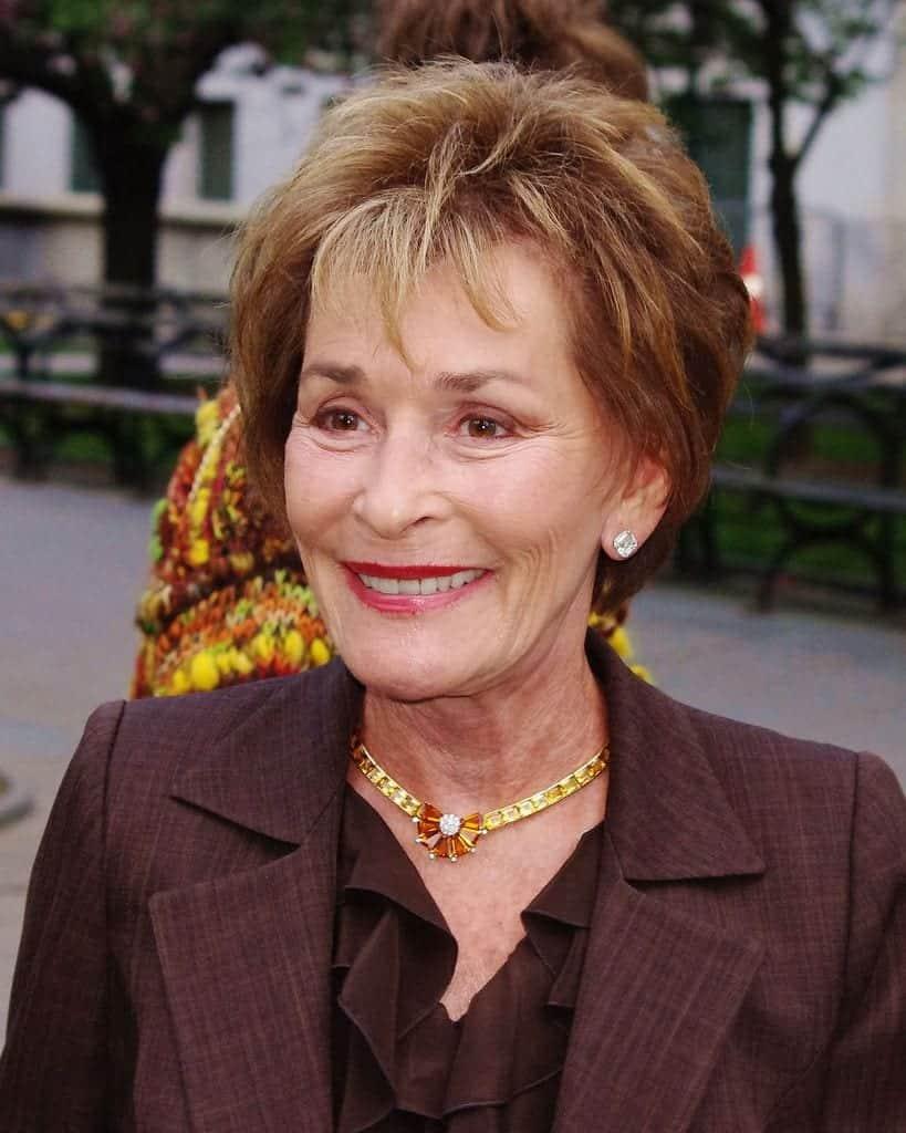 Judith Sheindlin – ~$900,000