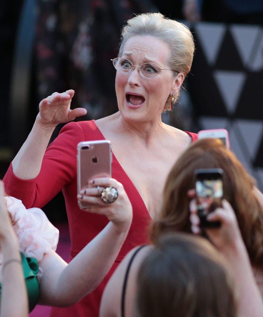 Meryl Streep — $825,000