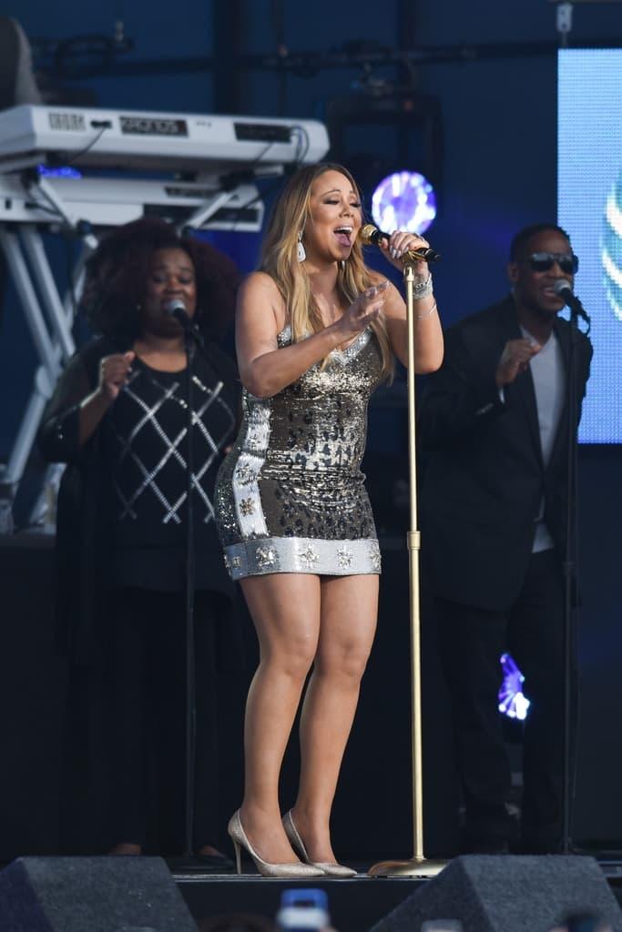 Mariah Carey $486,000