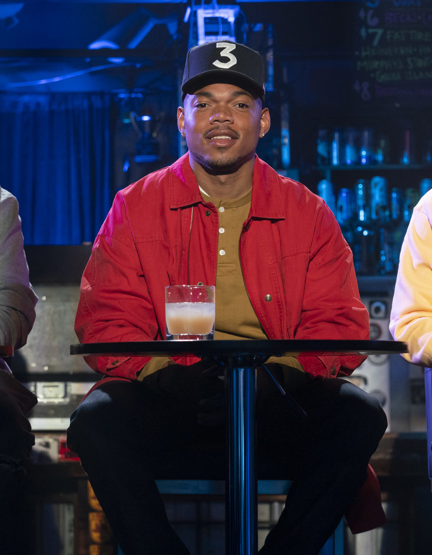 Chance the Rapper – $500,000