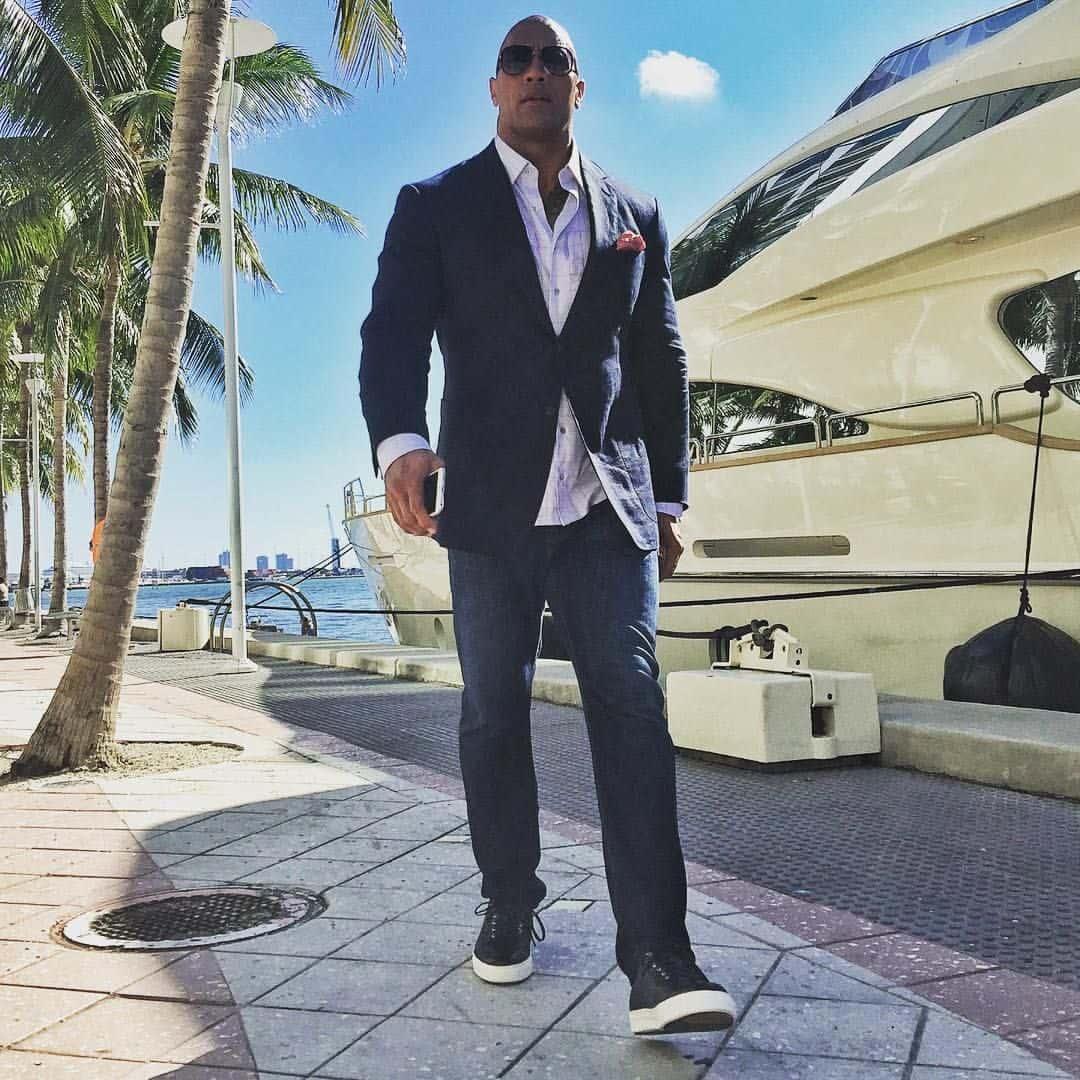 """Dwayne """"The Rock"""" Johnson – $650,000"""