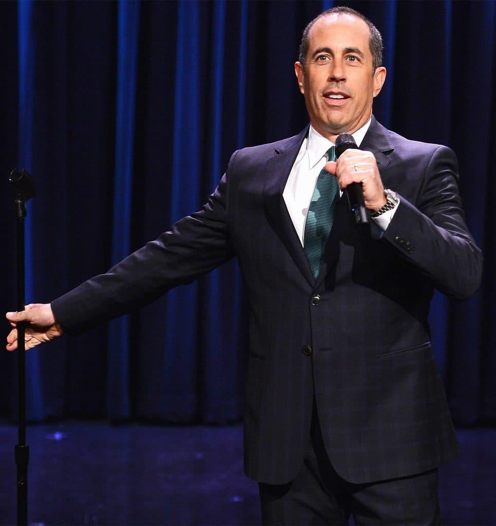 Jerry Seinfeld – $1 Million