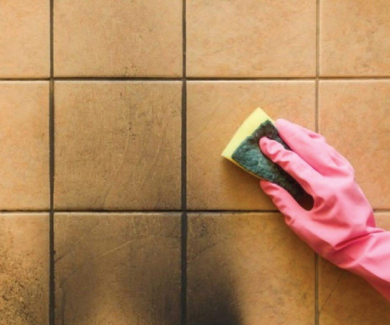 Remova arranhões de revestimentos de cerâmica