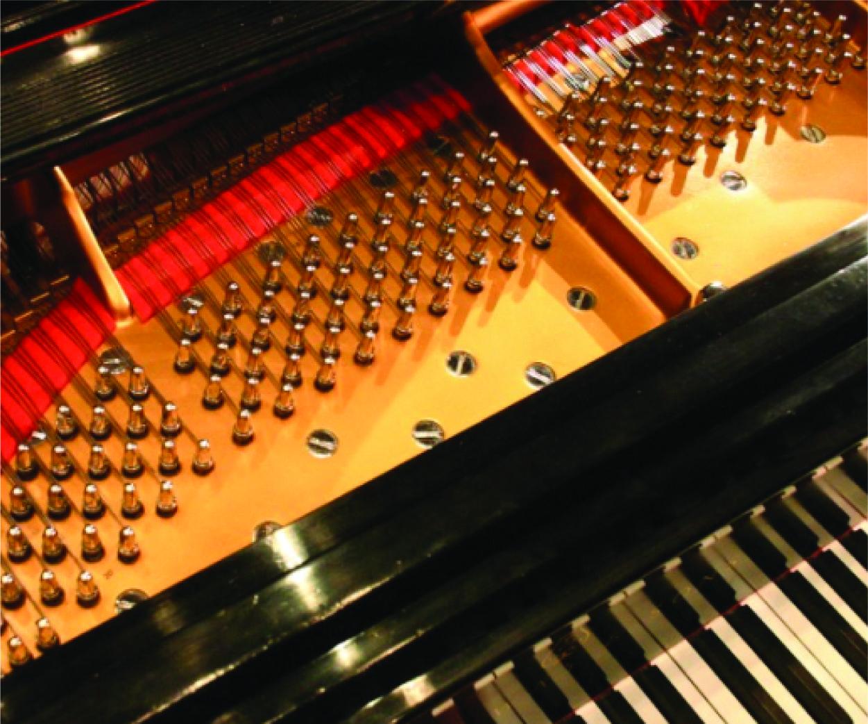Afine o seu piano
