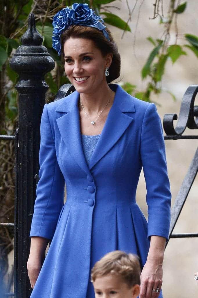 Kate Wearing Catherine Walker