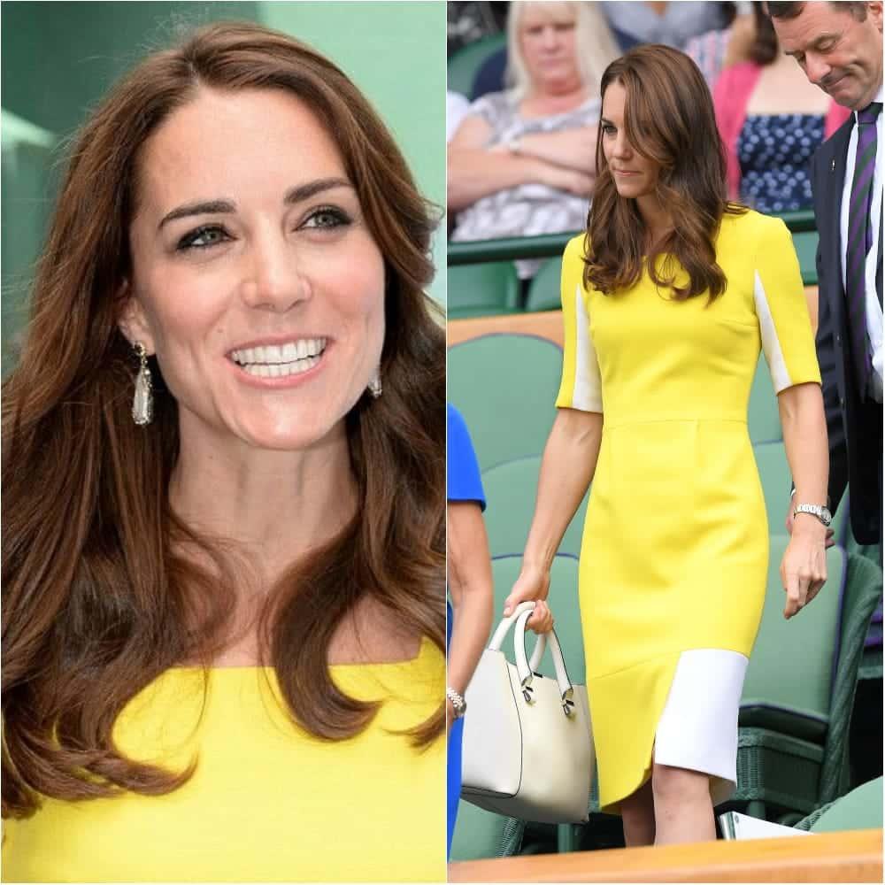 Yet Another Winning Wimbledon Look