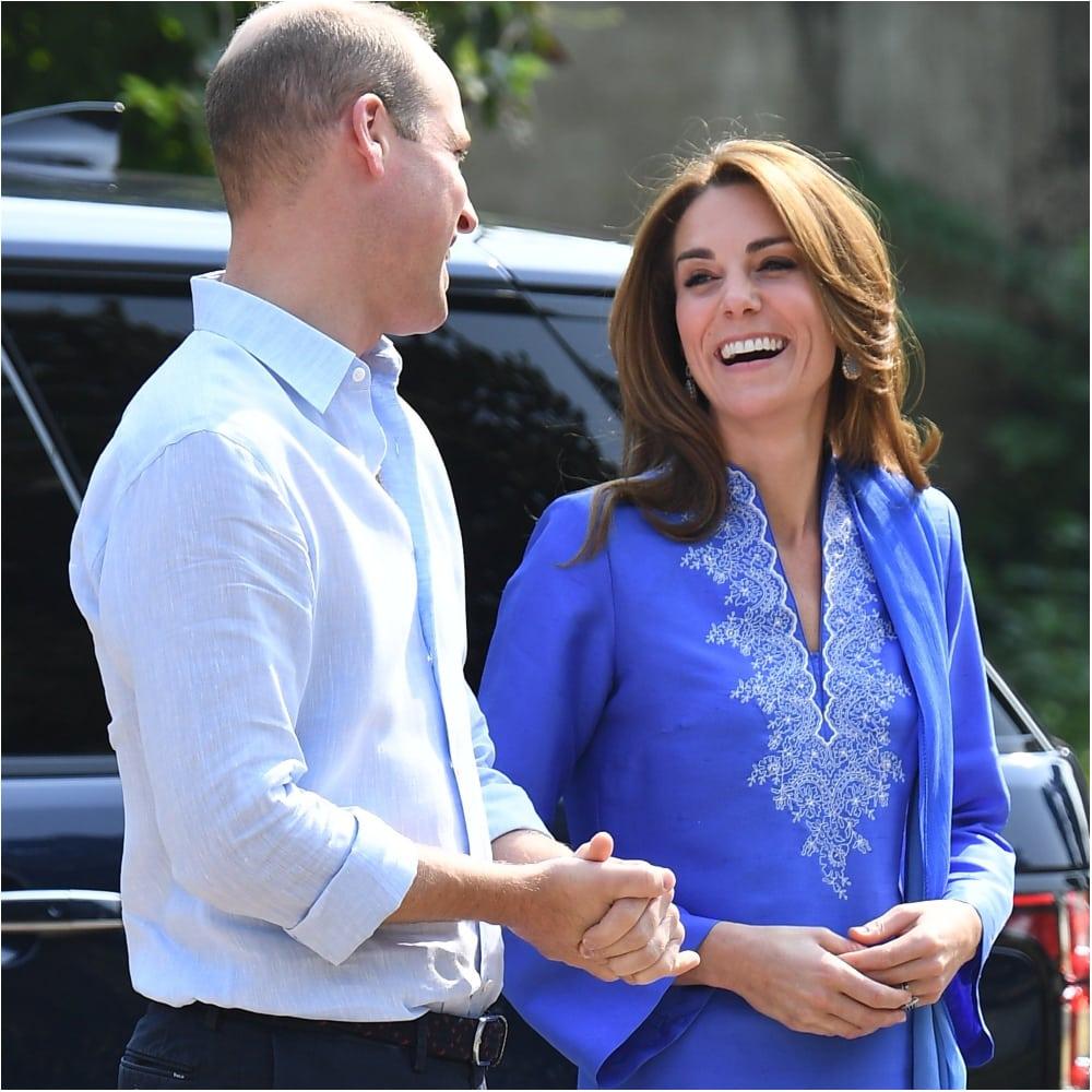 A Royal In Royal Blue