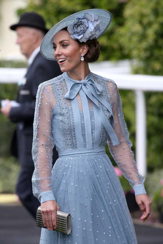 The Duchess Wears Elie Saab