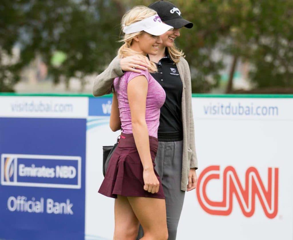 Early Golf Career