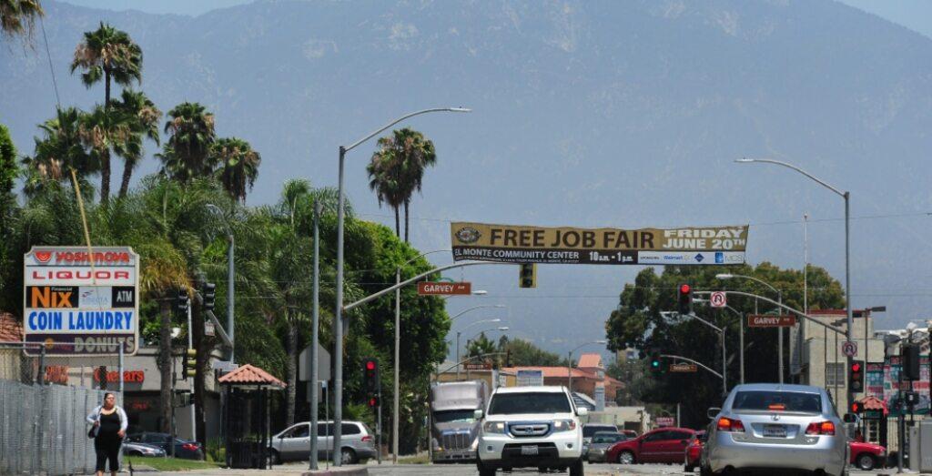 El Monte, California