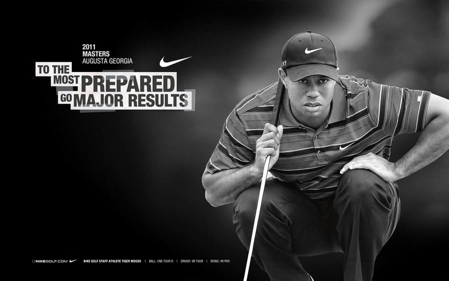 Tiger Woods - $100 Million