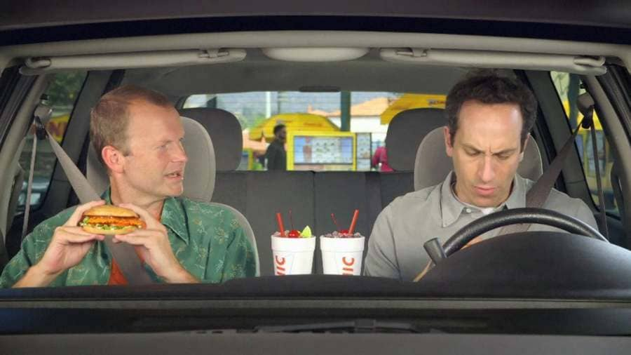 The Guy From Sonic Commercials - $300,000