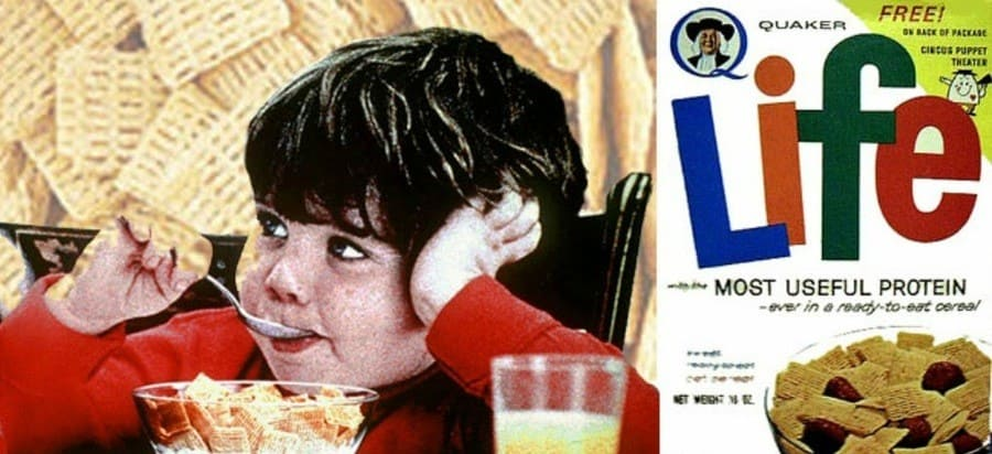 Little Mikey From Life Cereal - $10 Million