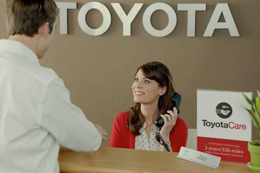 The Toyota Girl - $1 Million