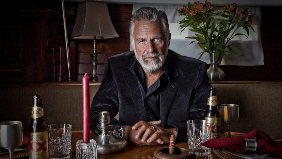 The Most Interesting Man In The World - $1 Million