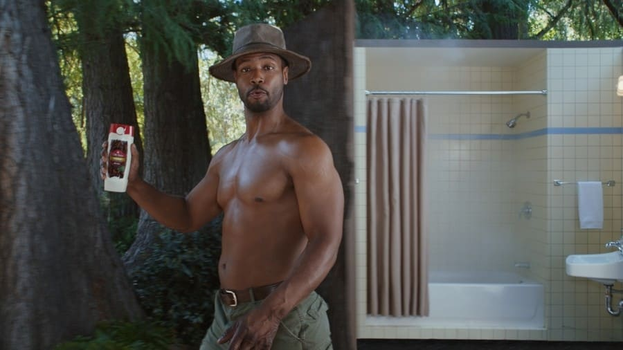The Old Spice Guy - $5 Million