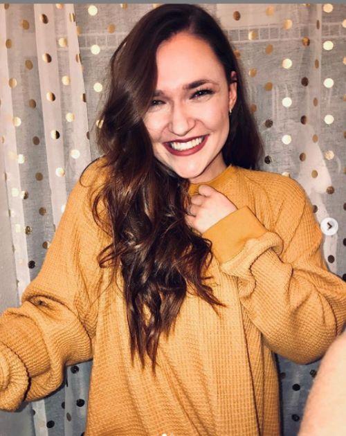 "Kelsey ""The Singer"" McCaughey"