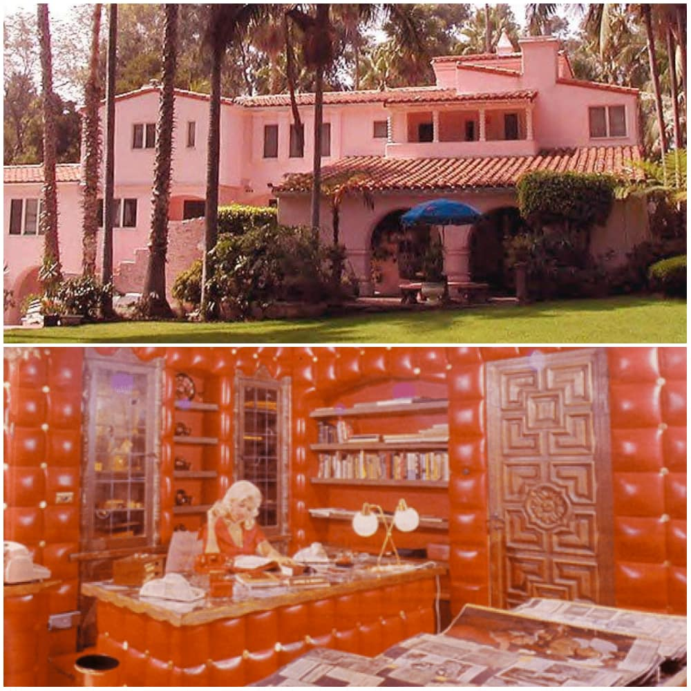 Her Pink Palace