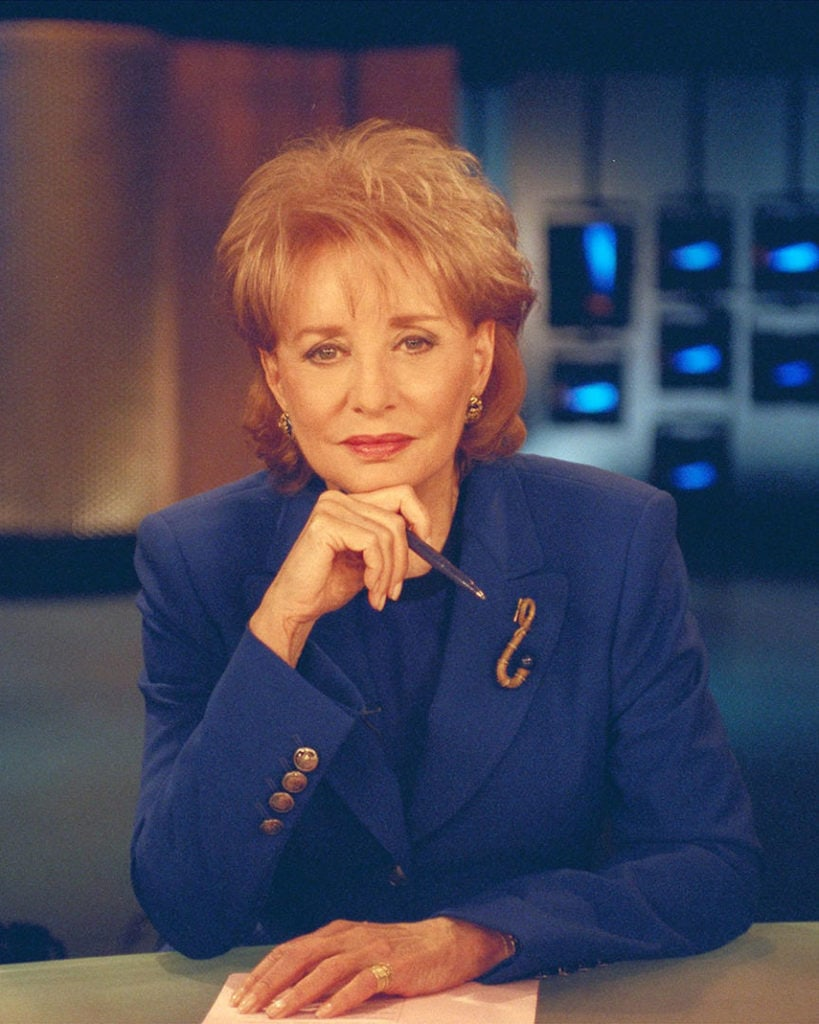 Barbara Walters – $150 Million