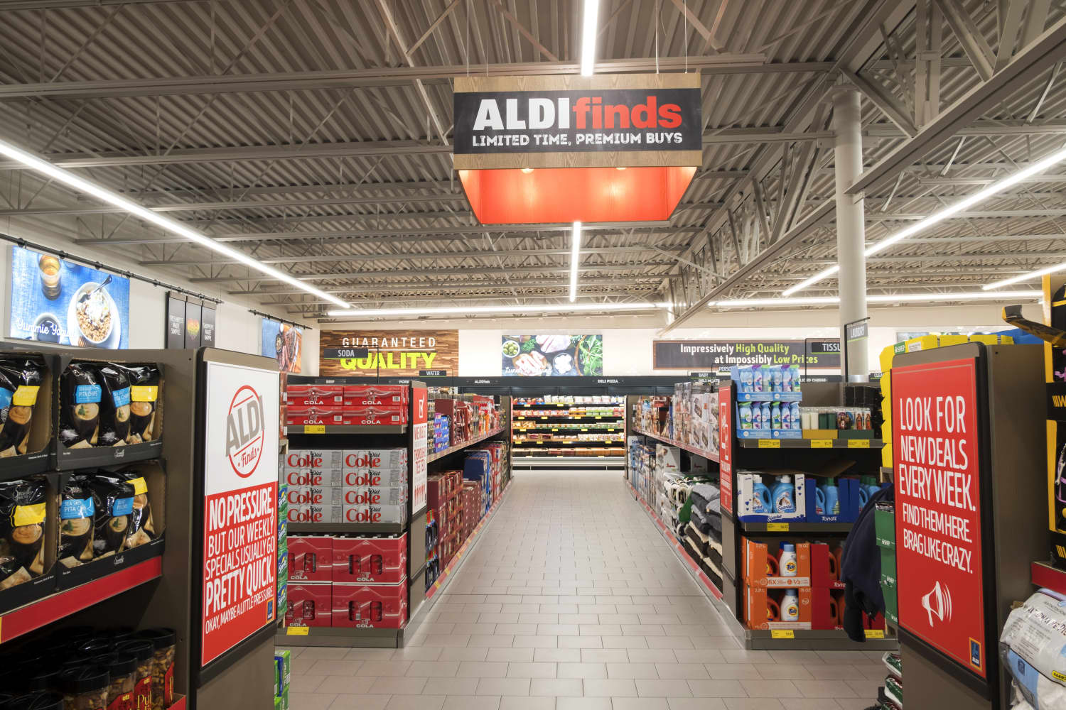 You Can Now Buy Aldi And Kohl's Product At The Same Time