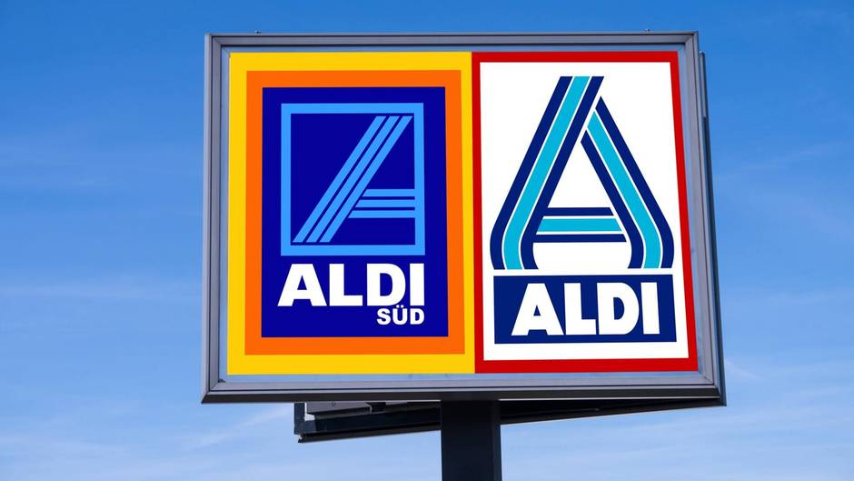 The Two Aldi Grocery Chains In Germany