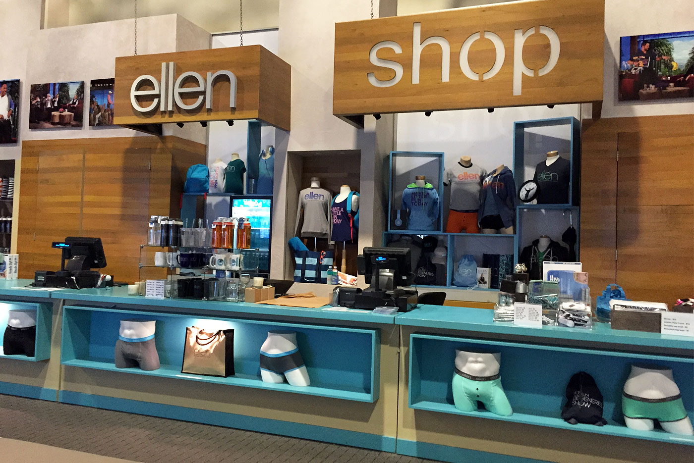 Go To The Ellen Shop Before Or After Taping
